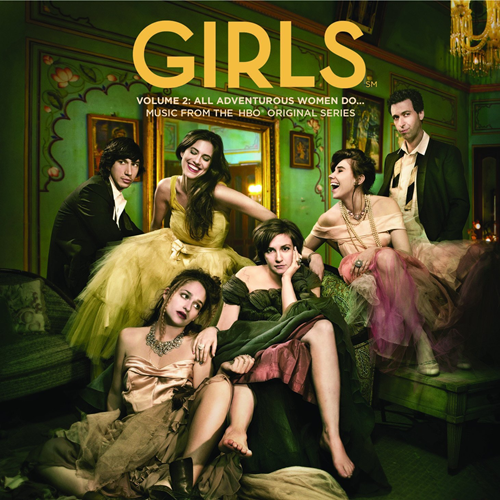 Girls Soundtrack 2: Music From From HBO Original Series (VINYL)