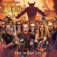 This Is Your Life: A Tribute To Ronnie James Dio (VINYL - 2LP - Rød)