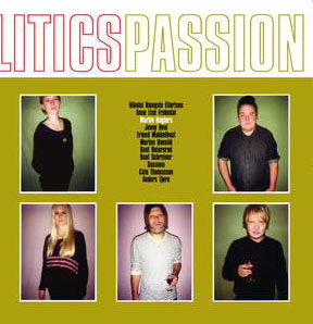 Producers Politics Passion (VINYL - 2LP)