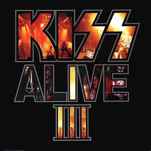 Alive III (VINYL - 2LP + MP3)