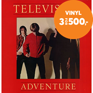 Produktbilde for Adventure (VINYL - 180 gram)