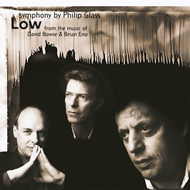 Glass: Low Symphony (VINYL - 180 gram)