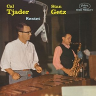 The Cal Tjader-Stan Getz Sextet (VINYL + MP3)