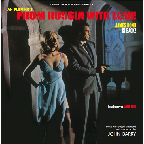 From Russia With Love - Limited Edition (VINYL)