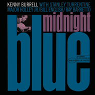 Midnight Blue (VINYL - 180 gram + MP3)