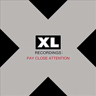 Pay Close Attention - XL Recordings 25 (VINYL - 4LP + DVD)