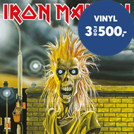 Produktbilde for Iron Maiden (VINYL - 180 gram)