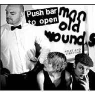 Push Barman To Open Old Wounds (VINYL - 3LP)