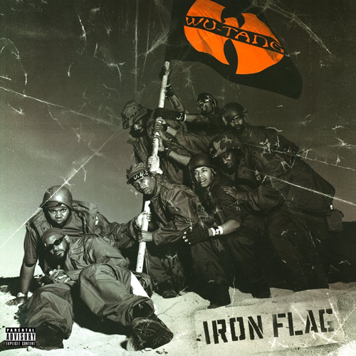 Iron Flag (VINYL - 2LP - 180 gram)