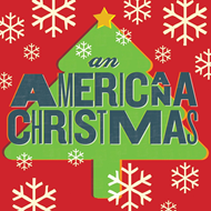 Produktbilde for An Americana Christmas (VINYL)