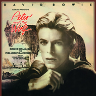 Peter & The Wolf - Narrated By David Bowie (VINYL - 180 gram)