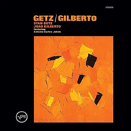 Produktbilde for Getz / Gilberto (VINYL + MP3)