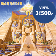 Produktbilde for Powerslave (VINYL - 180 gram)