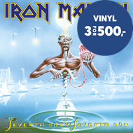 Produktbilde for Seventh Son Of A Seventh Son (VINYL - 180 gram)