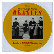 This Is... The Savage Young Beatles - Live From Hamburg 1961 (VINYL - Picture Disc)