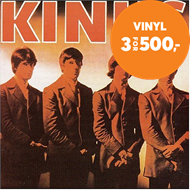 Produktbilde for Kinks (VINYL - Mono)