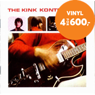 Produktbilde for The Kink Kontroversy (VINYL - Mono)