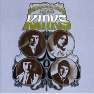 Produktbilde for Something Else By The Kinks (VINYL - Mono)
