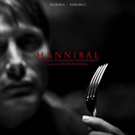 Hannibal Season 1 Vol. 1 - Original Soundtrack (VINYL - 2LP - 140 gram + MP3)
