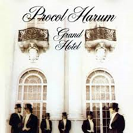 Grand Hotel - Limited Edition (VINYL - 2LP - 140 gram - Grå)