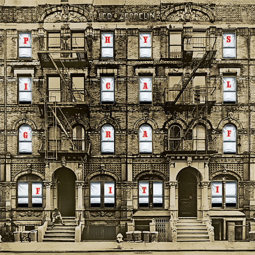 Physical Graffiti (VINYL - 2LP - 180 gram - Remastered)