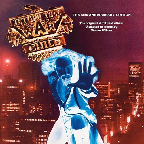War Child - 40th Anniversary Edition (VINYL - 180 gram)