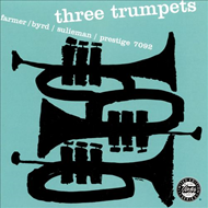 Produktbilde for Three Trumpets (UK-import) (VINYL + MP3)