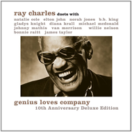 Genius Loves Company - 10th Anniversary Edition (VINYL - 2LP - 180 gram)