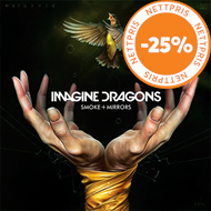 Produktbilde for Smoke + Mirrors (USA-import) (VINYL)