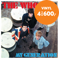 Produktbilde for My Generation (VINYL - 180 gram)