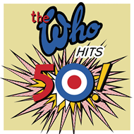 The Who Hits 50 (VINYL - 2LP - 180 gram)