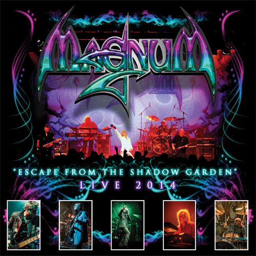 Escape From The Shadow Garden - Live 2014 (VINYL - 2LP)