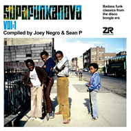 Supafunkanova Vol. 1 - Compiled By Joey Negro & Sean P (VINYL - 2LP)