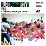 Supafunkanova Vol. 2 -  Compiled By Joey Negro & Sean P (VINYL - 2LP (LP)