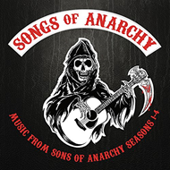 Songs Of Anarchy: Music From Sons Of Anarchy Seasons 1-4 - Limited Edition (VINYL - 2LP)