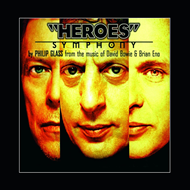 Bowie/Eno/Glass: Low & Heroes Symphony (VINYL - 180 gram)
