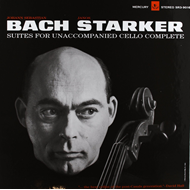 Bach: 6 Solo Cello Suites (VINYL - 180 gram)