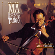 Produktbilde for Yo-Yo Ma - Soul Of The Tango (VINYL - 180 gram)
