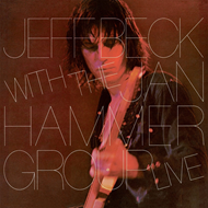 Jeff Beck With The Jan Hammer Group Live (VINYL - 180 gram)