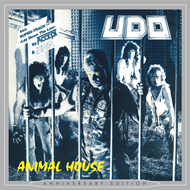Produktbilde for Animal House (VINYL - 2LP - Gul)