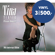 Produktbilde for Private Dancer - 30th Anniversary Edition (VINYL - 180 gram)