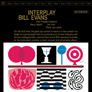 Produktbilde for Interplay (VINYL - 180 gram)