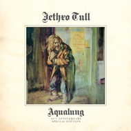 Aqualung - 40th Anniversay Special Edition (Steven Wilson Mix) (VINYL)