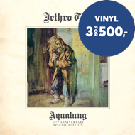 Produktbilde for Aqualung - 40th Anniversay Special Edition (Steven Wilson Mix) (VINYL)