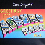 Produktbilde for Greetings From Ashbury Park, N.J. (VINYL)