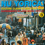 Produktbilde for Nu Yorica! Culture Clash In New York City: Experiments In Latin Music 1970-77 Record B (VINYL - 2LP)