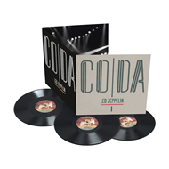 Coda - Deluxe Edition (VINYL - 3LP - 180 gram - Remastered)