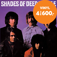 Produktbilde for Shades Of Deep Purple (VINYL)