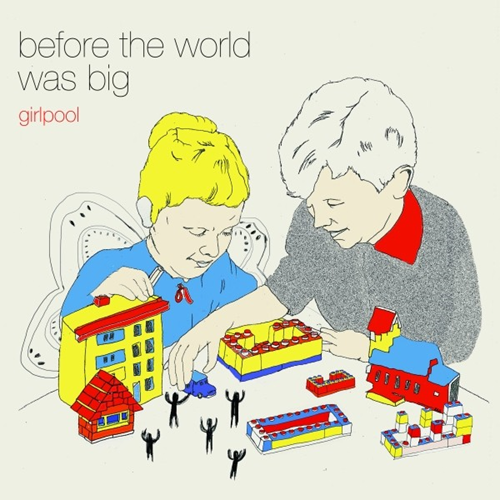 Before The World Was Big (VINYL)