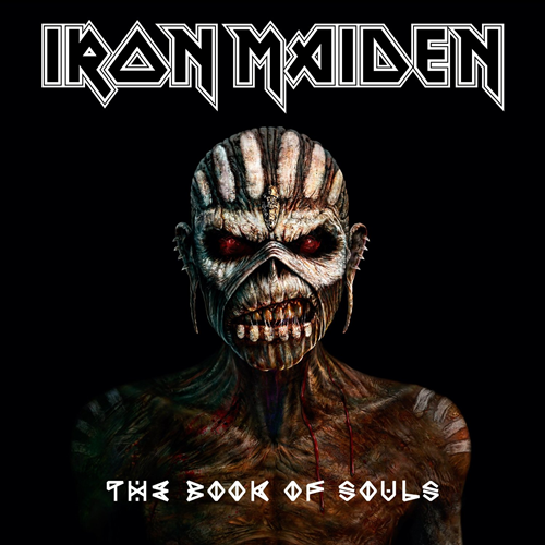 The Book Of Souls (VINYL - 3LP)